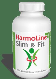 Přípravek na hubnutí Harmoline Slim & Fit