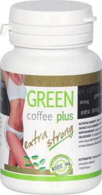 Prášky na hubnutí Green Coffee Plus