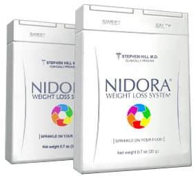 Přípravek na hubnutí Nidora