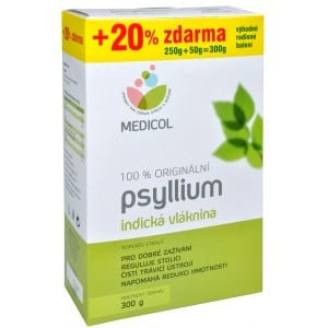 Indická vláknina psyllium na hubnutí (100% originální)
