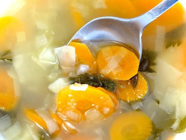 Zeleninové polévky – zdravé a lehké