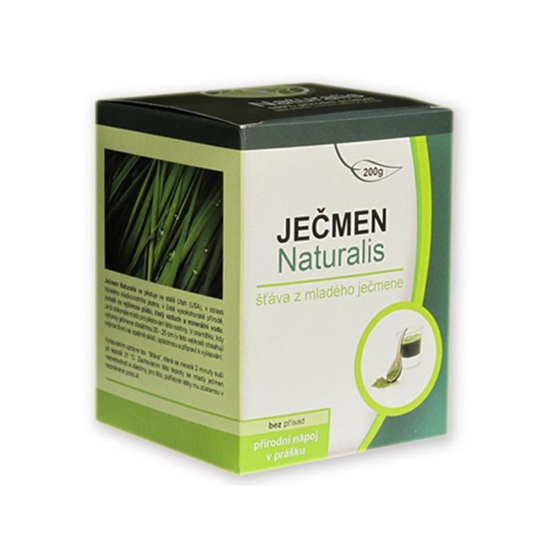 Zelený ječmen Naturalis