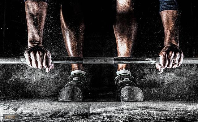 Jak nabrat svalovou hmotu?