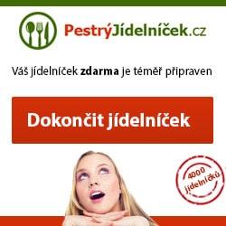 Jídelníček, se kterým zhubnete - PestrýJídelníček.cz