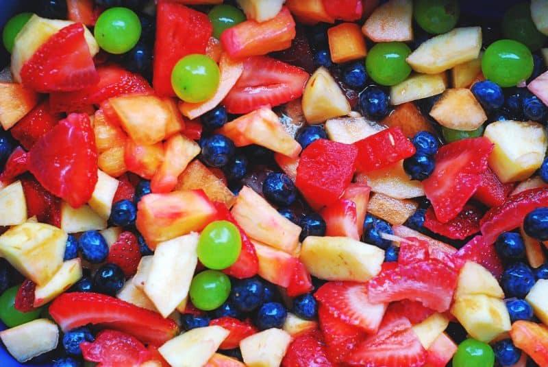 Ovocná dieta