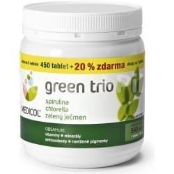 Doplněk stravy Green trio