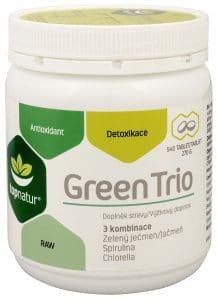 green trio 540 tablet