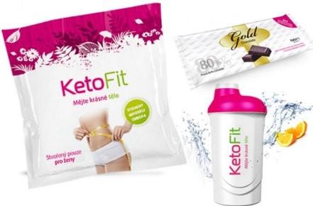 KetoFit – ketotický spalovač tuku (recenze)