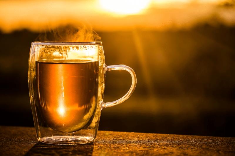 čajový nálev