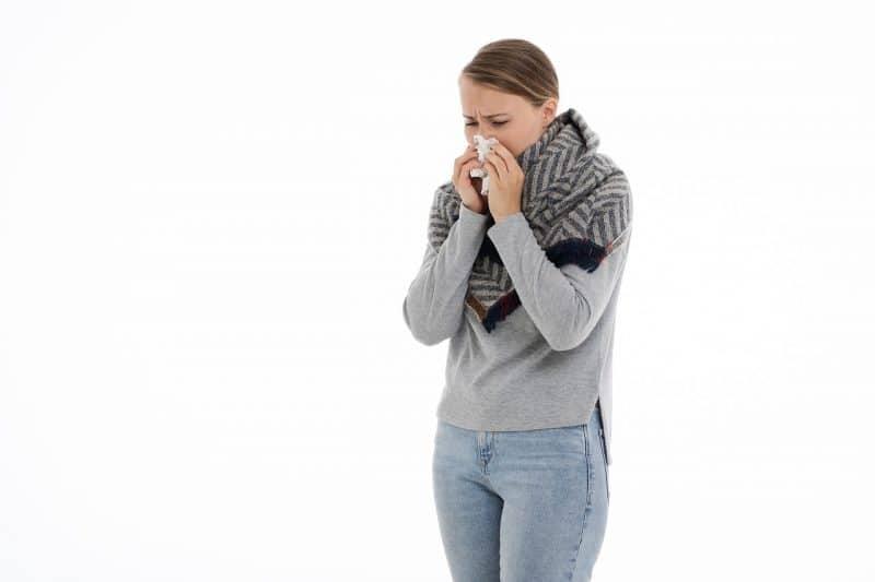 5 tipů jak se preventivně chránit před chřipkou a nachlazením