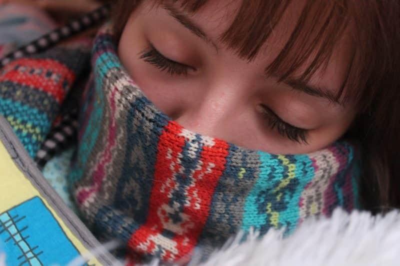 Babské rady: Co funguje na chřipku?